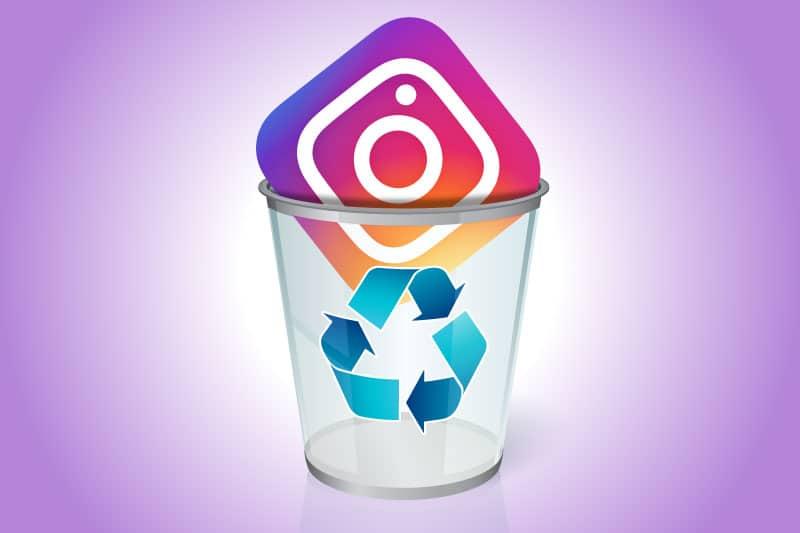 how to delete instagram account permanently