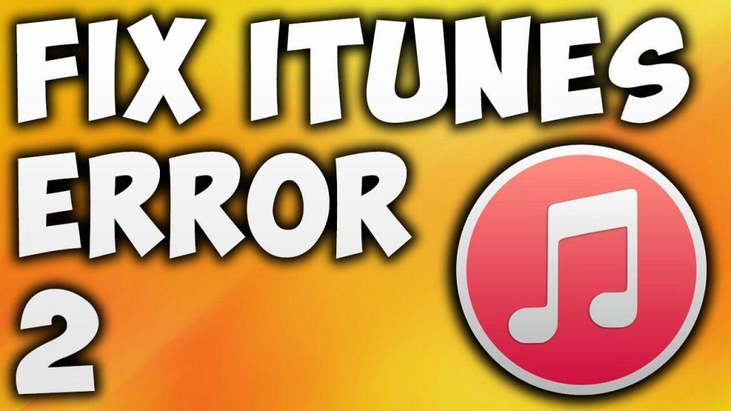 fix iTunes Apple Application Support