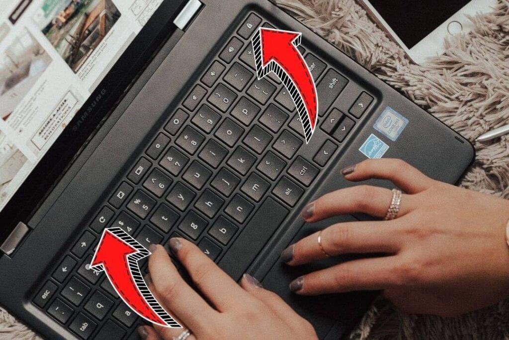 how to restart chromebook